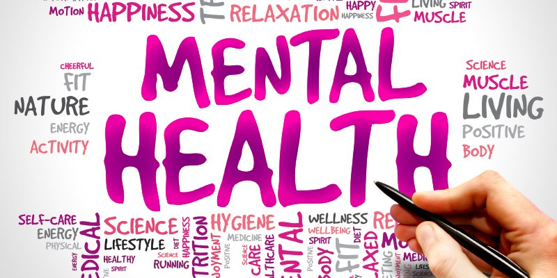 Mental Health – it's good to talk